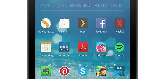 Profiter du catalogue d'applications du Play Store sur une Amazon Fire
