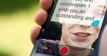Prompteur pour mobile Android pour créer des vidéos