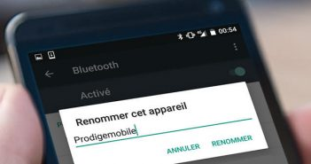 Renommer votre smartphone Android