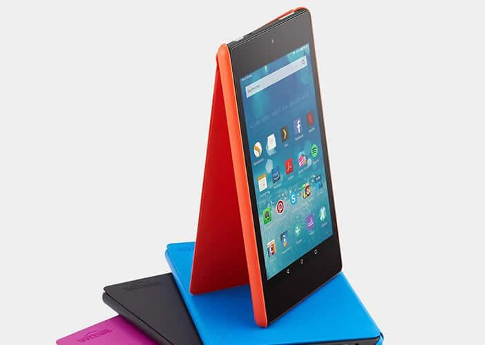 Tablette Amazon Fire HD avec écran 8 pouces