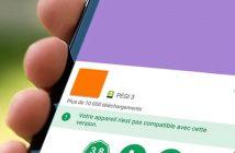 Appli incompatible avec un mobile Android, les solutions
