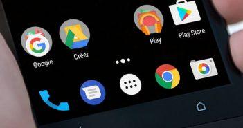 Utiliser un wallpaper noir permet d'augmenter l'autonomie des mobiles Android