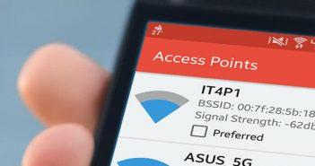 Basculer automatiquement sur le réseau Wi-Fi offrant le meilleur débit