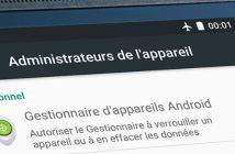 Comment supprimer un virus sur un mobile Android