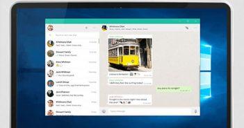 Accéder à votre messagerie avec le logiciel WhatsApp pour PC et Mac