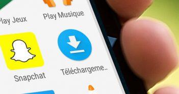 Effacer les téléchargements effectués depuis un mobile Android