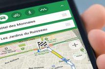 Maps me: GPS hors ligne pour éviter les frais d'itinérance