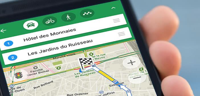 Maps me application de cartographie fonctionnant hors ligne