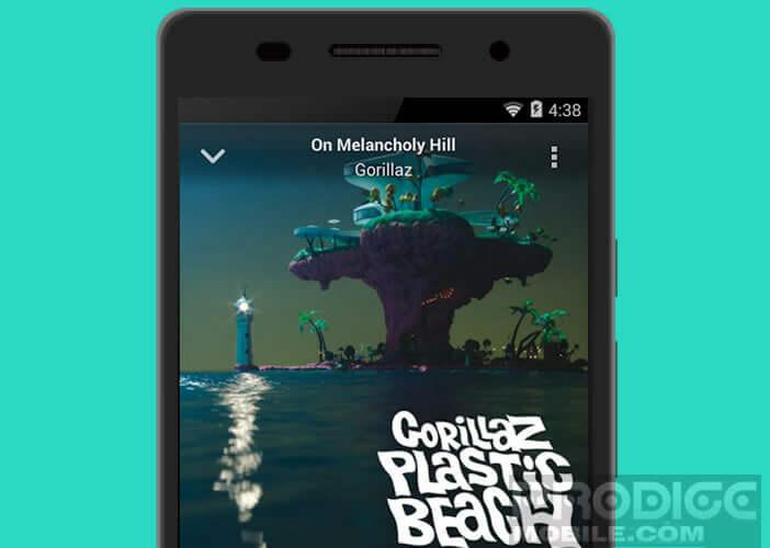 Récupérer vos morceaux de musique iTunes sur un mobile Android