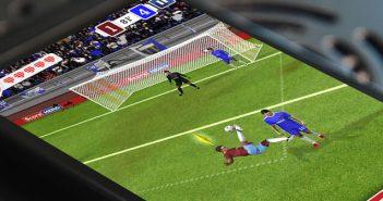 Score hero est un jeu de foot pour mobile et tablette