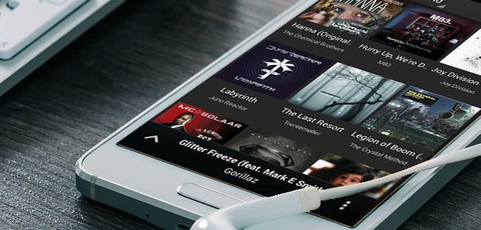 Synchroniser la bibliothèque musicale iTunes sur un mobile Android