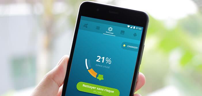 Nettoyer la mémoire de votre mobile Android avec l'application Avast Cleanup