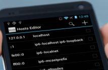 Comment modifier le fichier host de son mobile Android