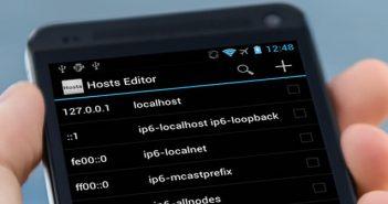 Personnaliser le fichier host de votre smartphone Android