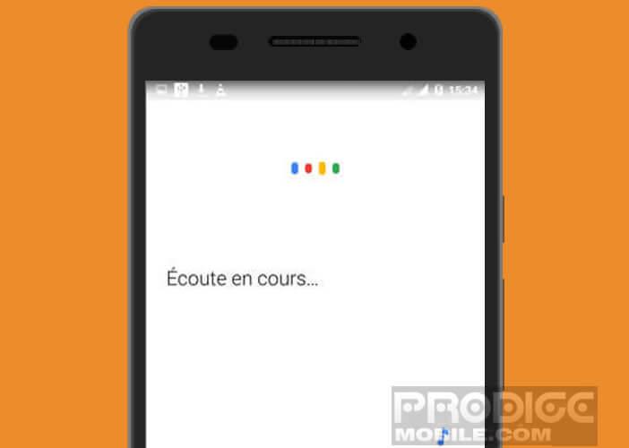 Consulter l'historique des requêtes passées depuis Google Now