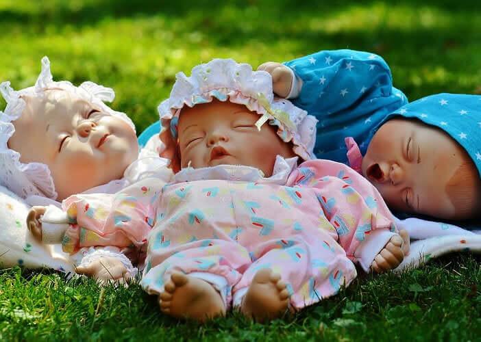 Rituel du coucher pour favoriser le sommeil de bébé