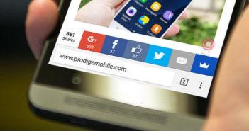 Placer la barre d'adresse de Chrome en bas de la fenêtre Android
