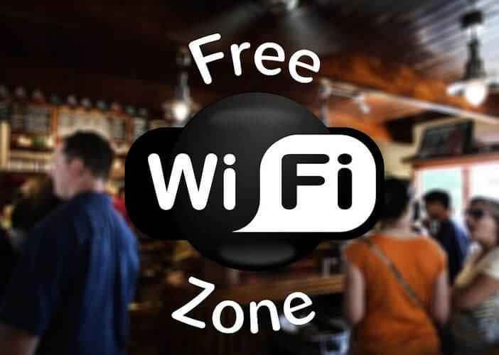 Profiter d'une connexion Wifi même en vacances