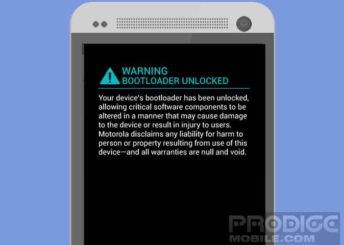 Qu'est ce que le bootloader sur un mobile Android ?