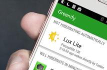 Greenify: l'appli pour économiser la batterie de votre Android