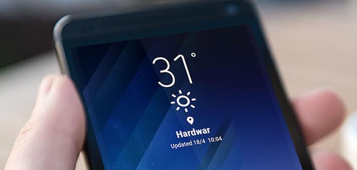 Donner un look de Galaxy S8 en installant un pack d'icônes