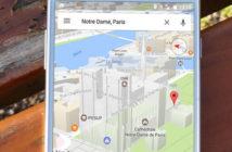 Comment activer la vue 3D sur Google Maps pour Android