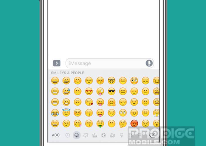 Remplacer automatiquement les mots par des emojis