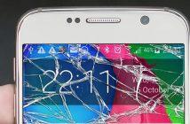 Simuler un faux écran cassé sur un mobile Android