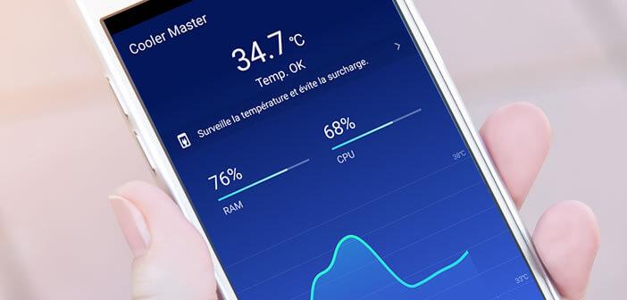 Contrôler et éviter la surchauffe de votre téléphone Android