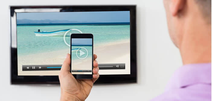 Mettre en place un streaming vidéo local avec son iPhone
