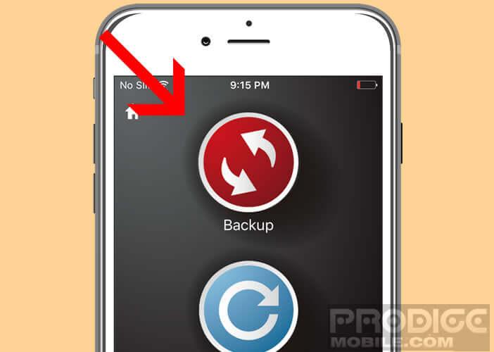 Sauvegarder automatiquement toutes les photos de l'iPhone