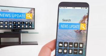 Diffuser un page Safari sur une télévision via Chromecast