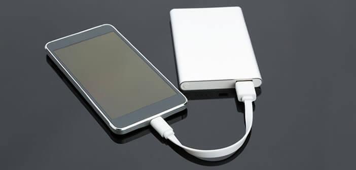 Apprenez à brancher un disque dur externe à un smartphone Android