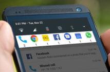 Comment classer ses notifications par application