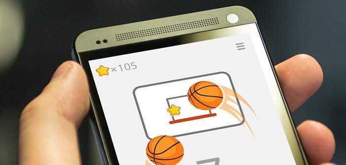 Ketchapp Basketball est un jeu de basket gratuit sur Android