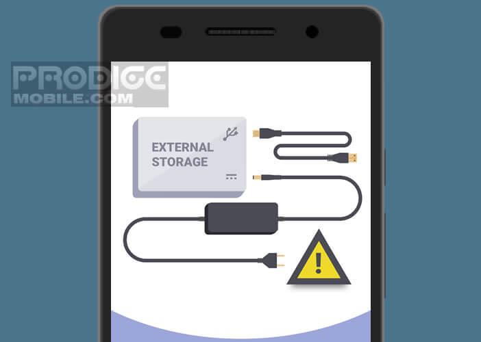 Plugin pour accéder aux partitions NTFS sur un mobile ou une tablette