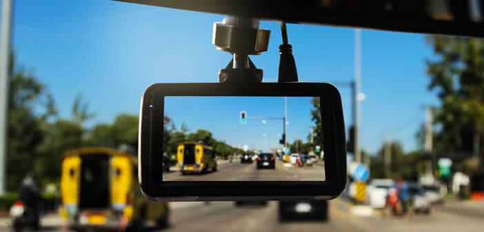 Filmer la route avec la caméra de votre smartphone