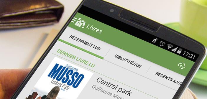 Aldiko, application gratuite pour lire des livres sur Android