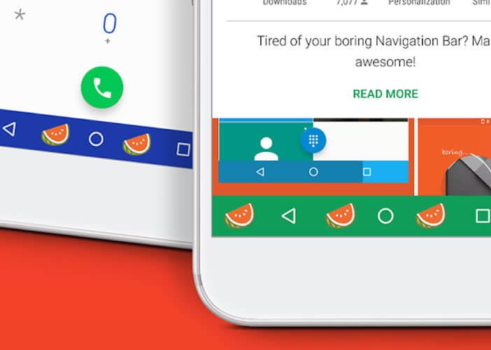 Changer l'apparence du bouton Home de votre mobile
