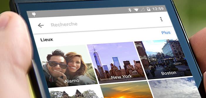 Apprenez à archiver des photos sur l'appli Google Photo