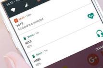 Afficher le niveau de batterie d'un casque Bluetooth sur Android