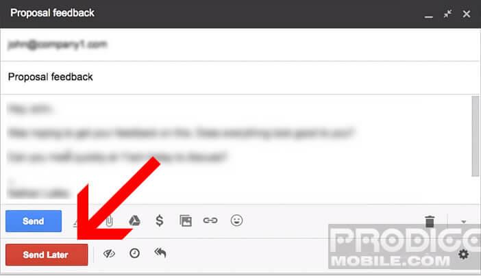 Extension pour Chrome de gestion d'e-mail sur la plateforme Gmail