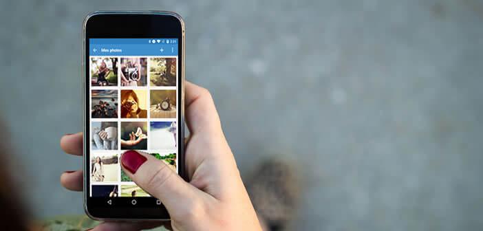 Galerie Coffre est une application pour cacher ses photos