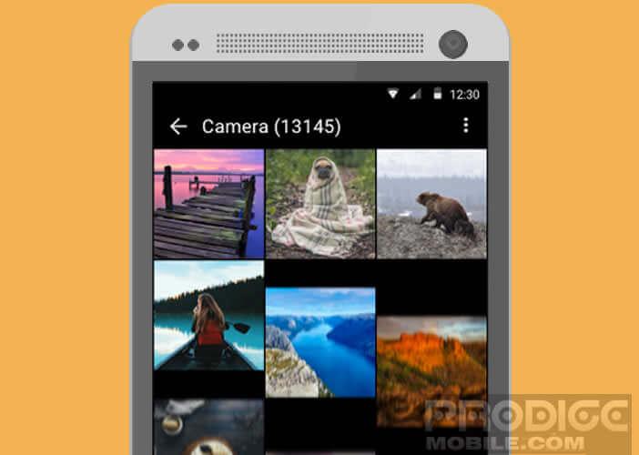 Changer d'outil de gestion de photo sur votre smartphone