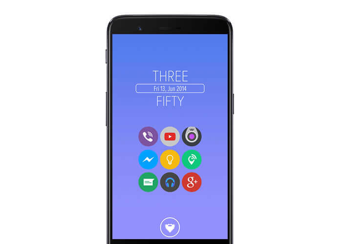 Personnaliser l'interface du OnePlus 5 avec un pack d'icônes