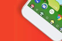Modifier l'apparence des boutons de navigation d'Android