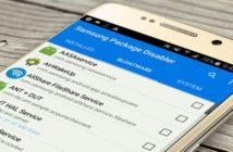 Comment désactiver les applis préchargées sur le Galaxy S8