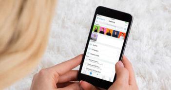 Afficher les photos prises avec un iPhone sur un l'écran d'une tablette Android