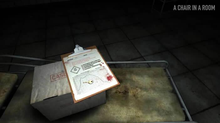 Jeux vidéo d'horreur en réalité virtuelle