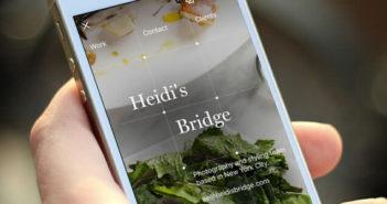 Créer un site web professionnel depuis un smartphone iPhone